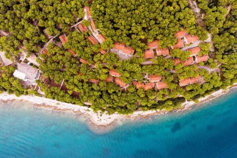 Holiday Park Zelena Punta Croatia